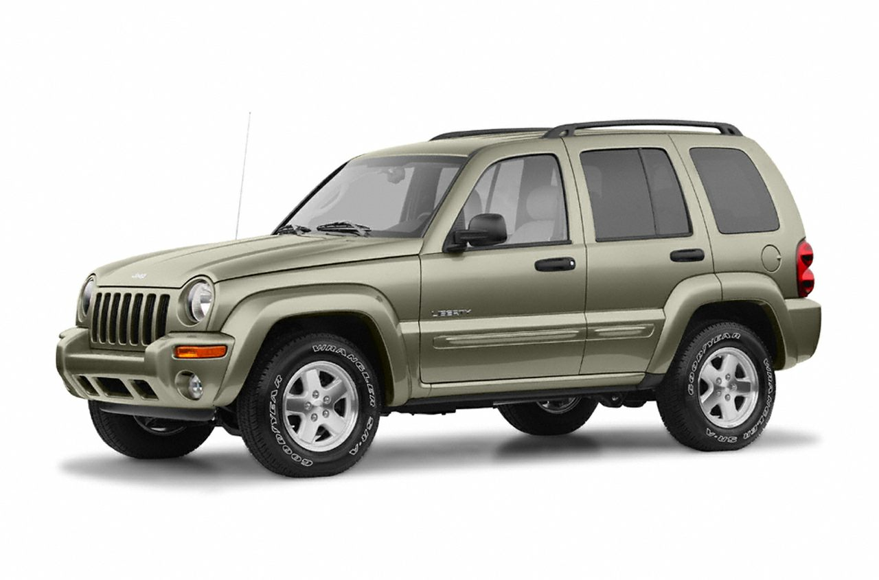 2004 Jeep Liberty Limited SUV for sale in Mandeville for $5,995 with 140,553 miles.