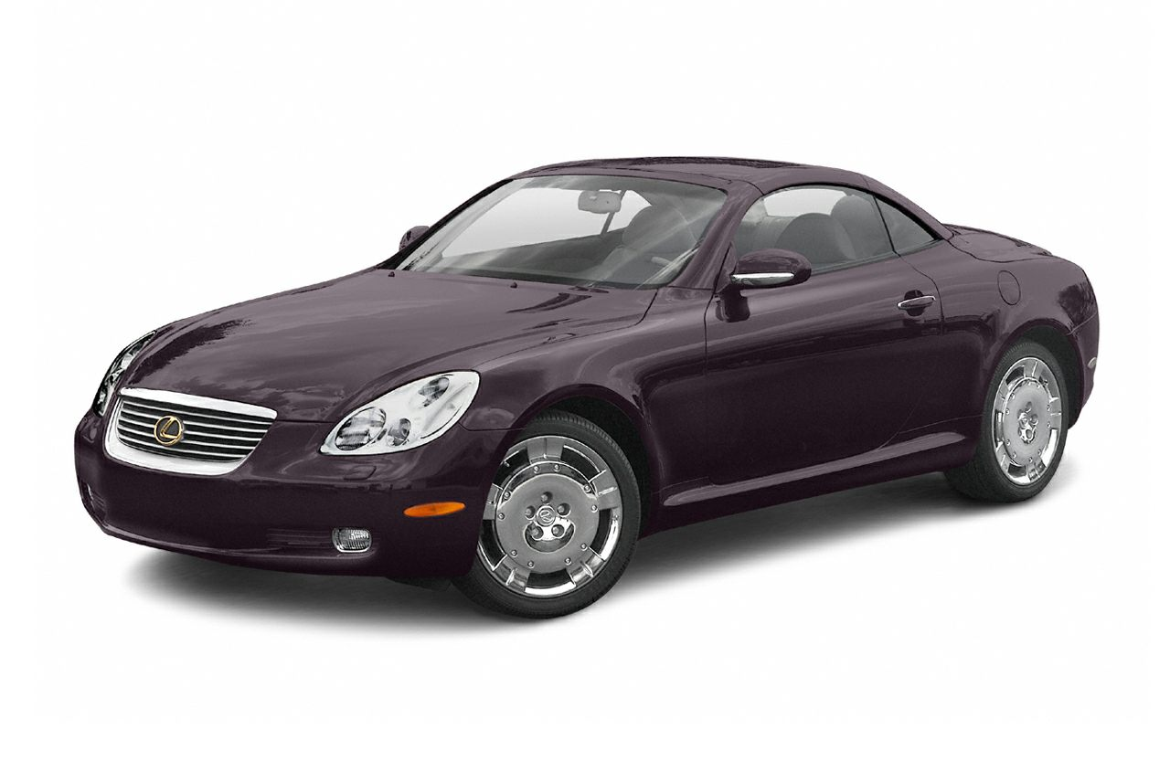 2004 Lexus SC 430 Convertible for sale in Birmingham for $15,900 with 120,359 miles.