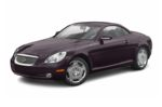 2004 Lexus SC 430