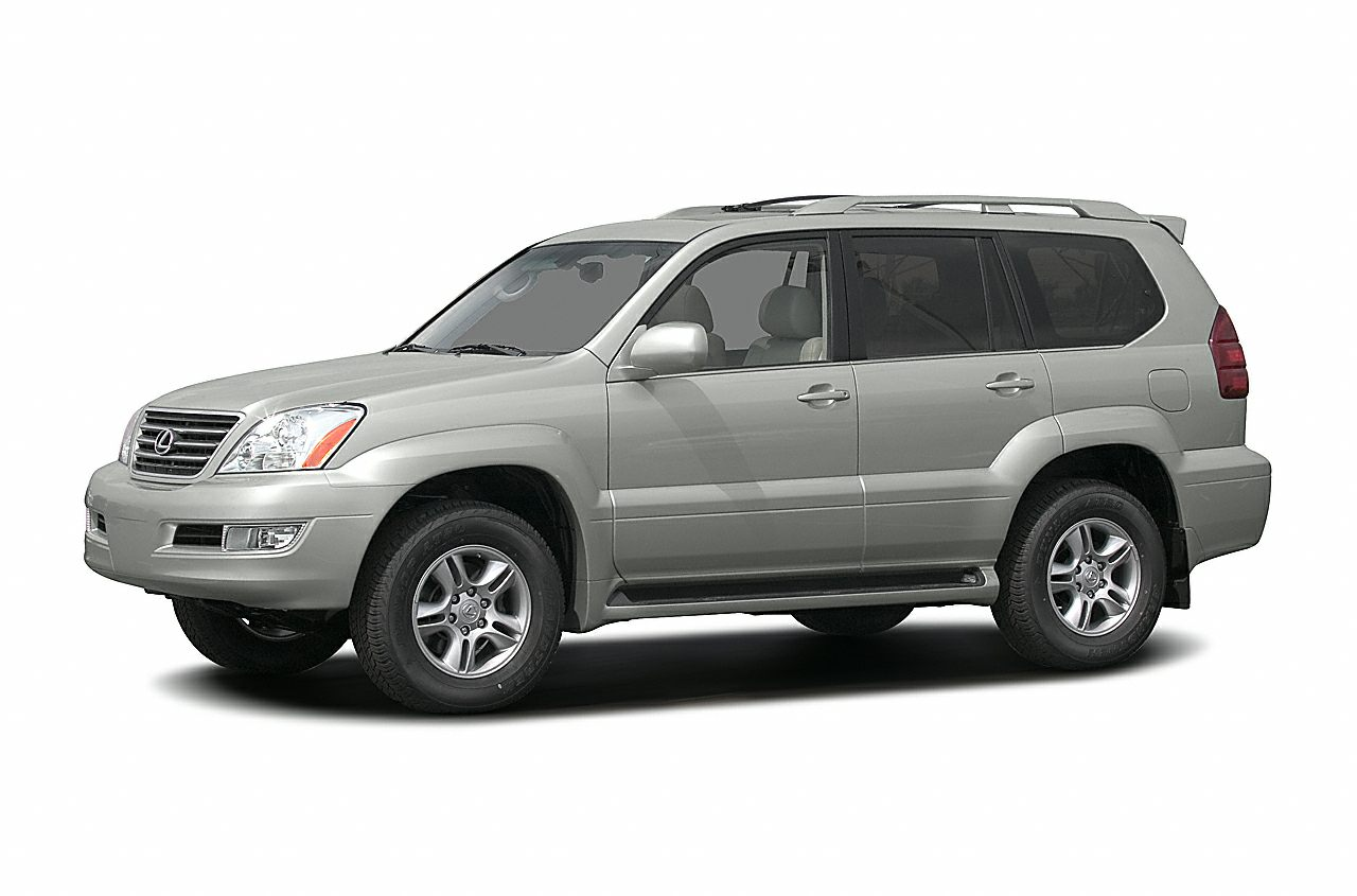 2004 Lexus GX 470 SUV for sale in Greenfield for $16,990 with 112,864 miles.