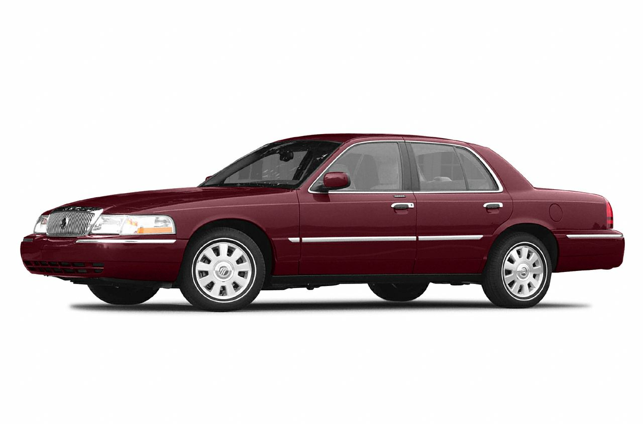 2004 Mercury Grand Marquis LS Sedan for sale in Carbondale for $5,995 with 143,506 miles.