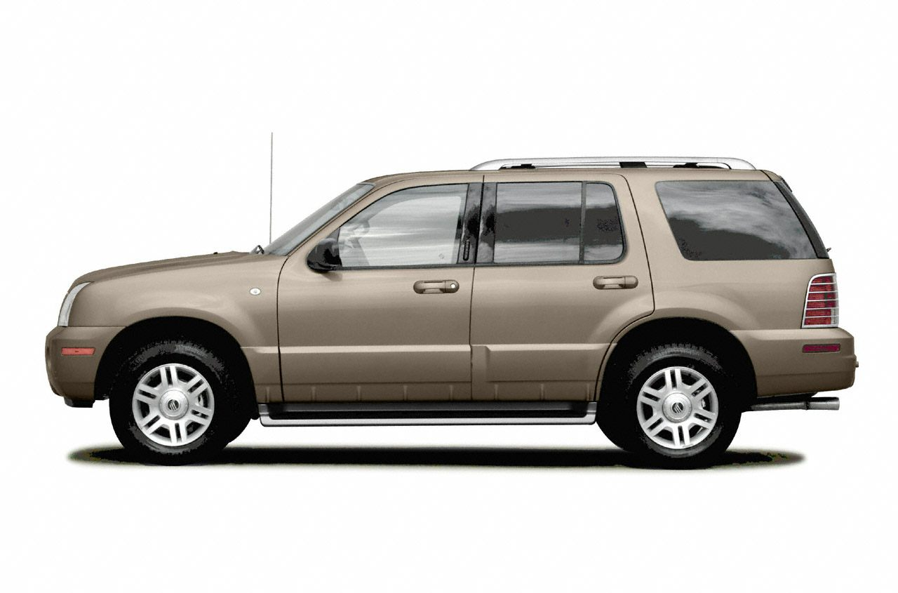 2004 Mercury Mountaineer SUV for sale in Poplar Bluff for $0 with 154,649 miles