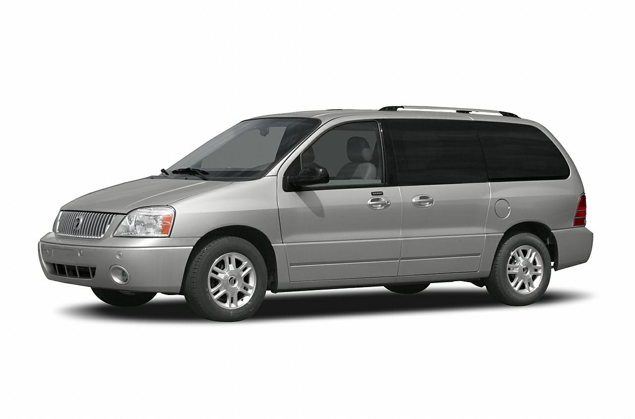 2004 Mercury Monterey Minivan for sale in Guthrie for $7,900 with 79,396 miles