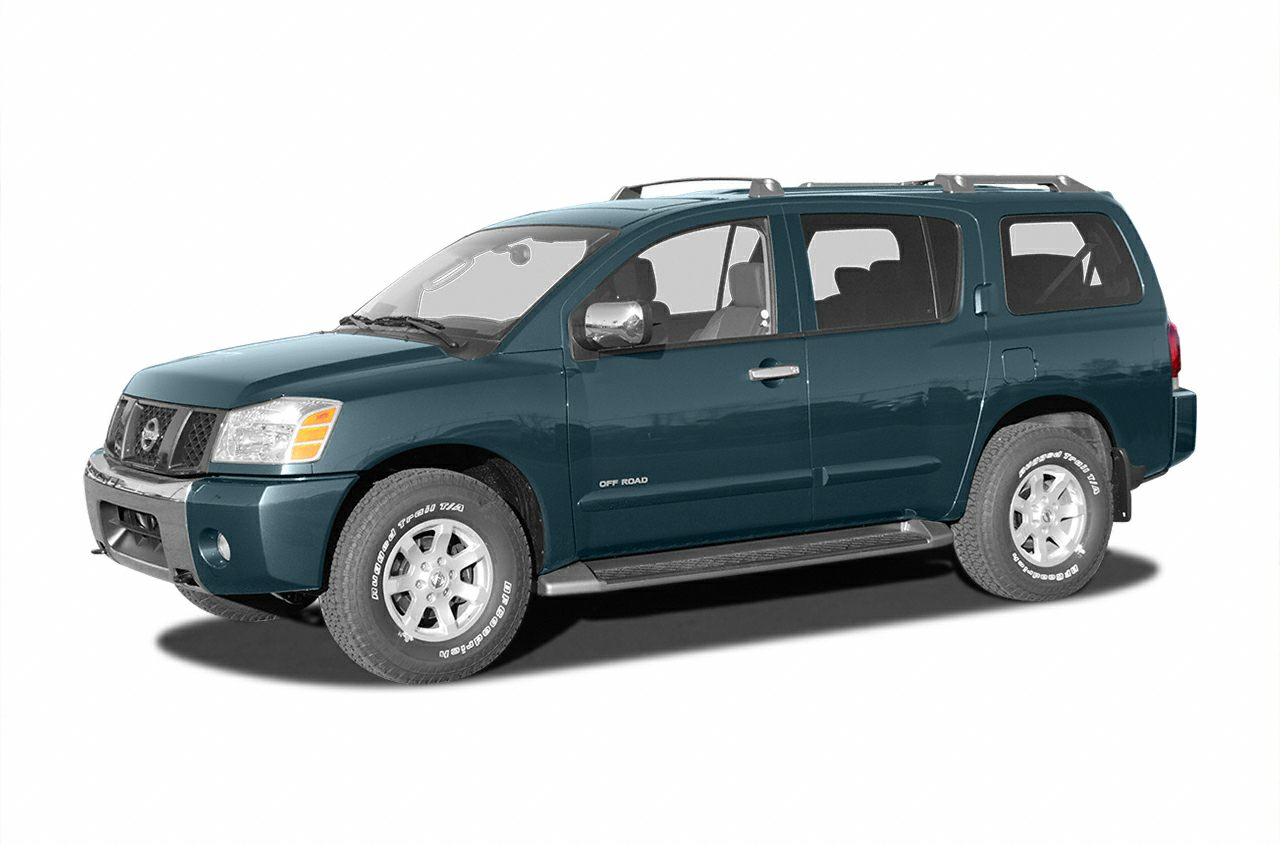 2004 Nissan Armada LE SUV for sale in Escondido for $14,991 with 86,233 miles