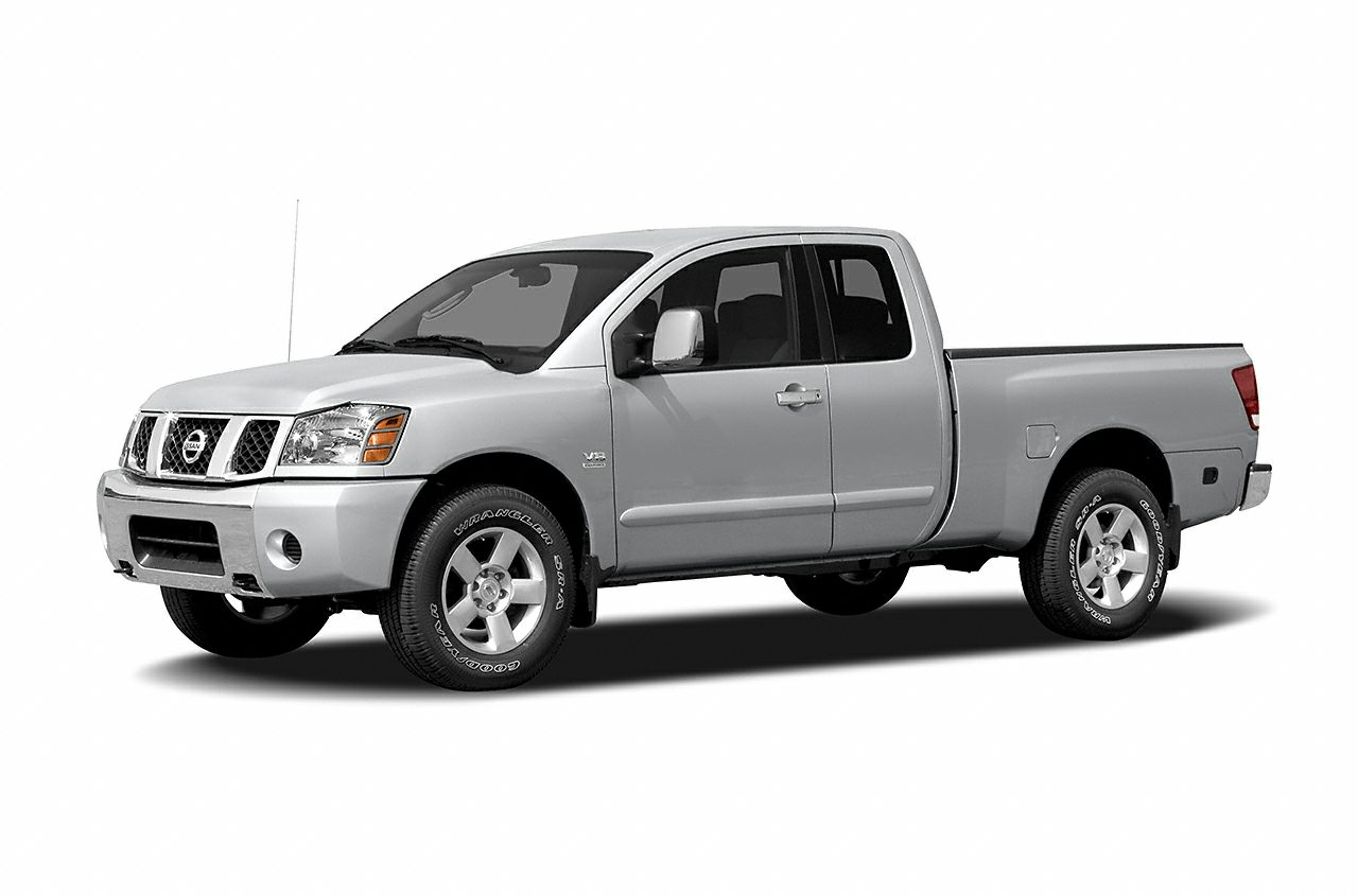 2004 Nissan Titan LE King Cab Extended Cab Pickup for sale in Appleton for $9,995 with 122,813 miles.