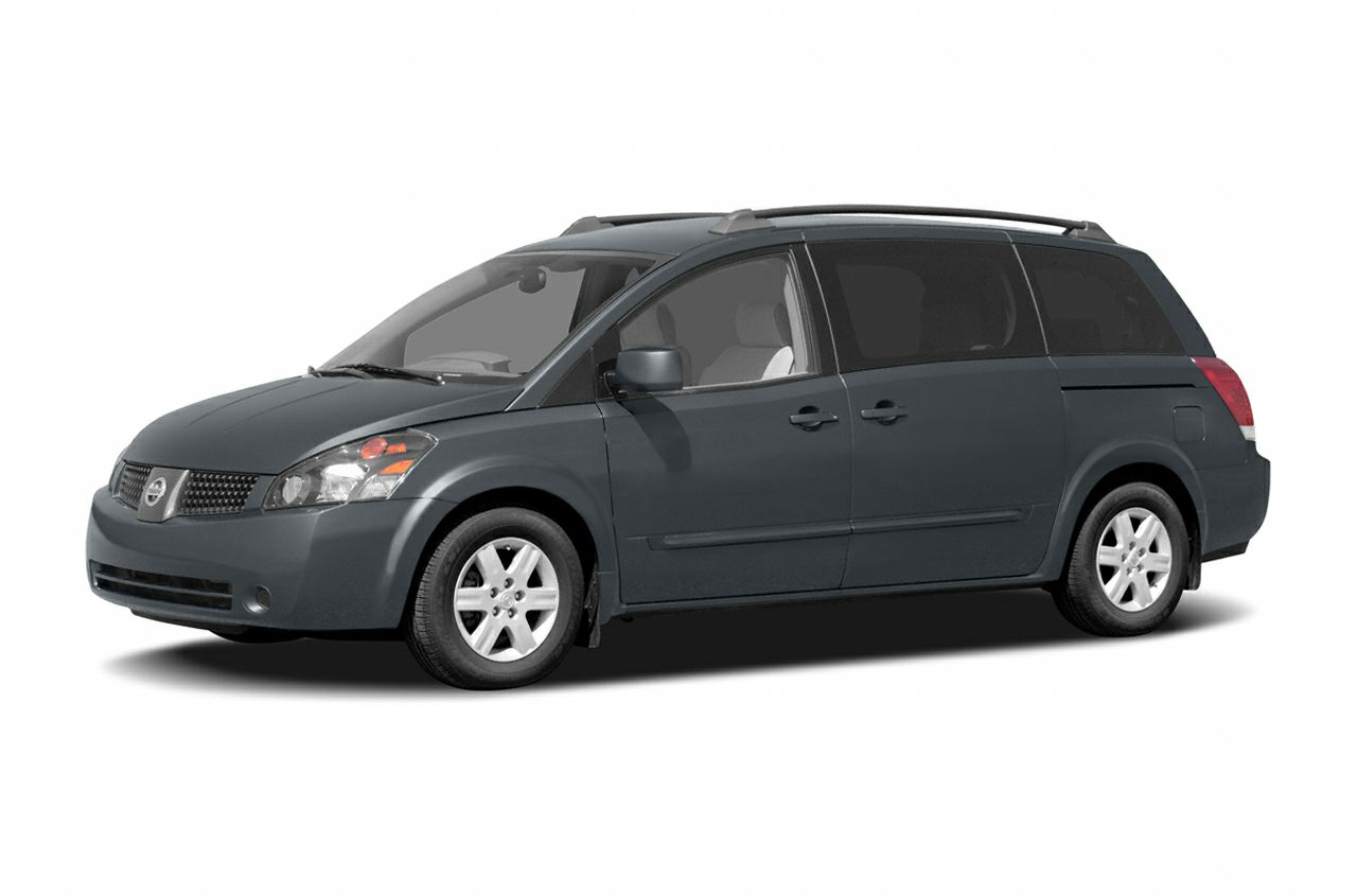 2004 Nissan Quest 3.5 SE Minivan for sale in Jackson for $4,500 with 138,831 miles
