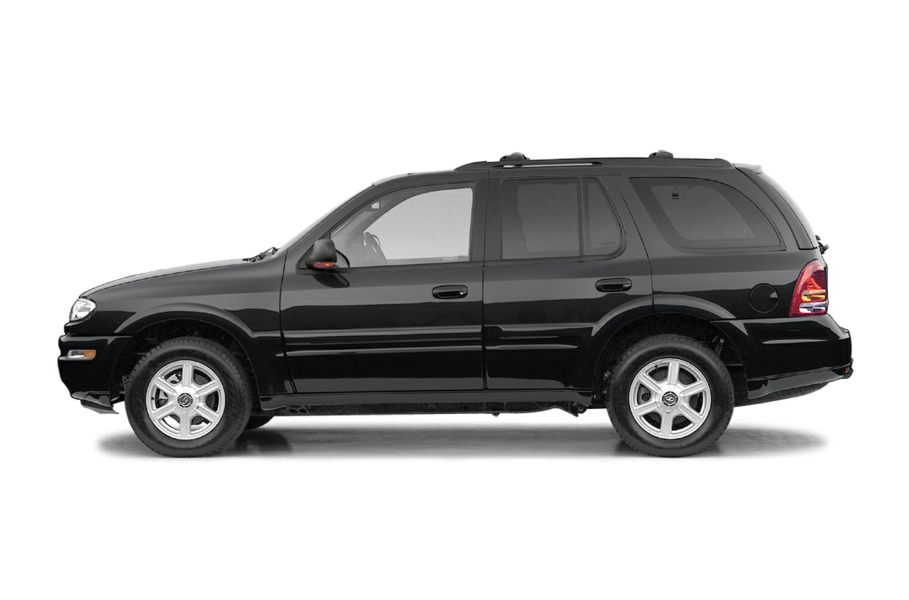 2004 oldsmobile bravada reviews specs and prices. Black Bedroom Furniture Sets. Home Design Ideas