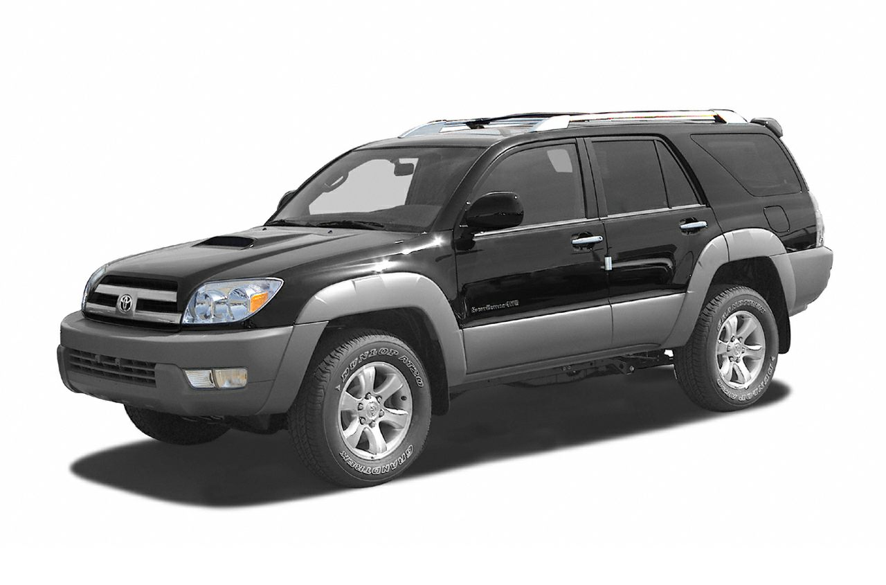 2004 Toyota 4Runner SR5 SUV for sale in Jasper for $11,990 with 1 miles.