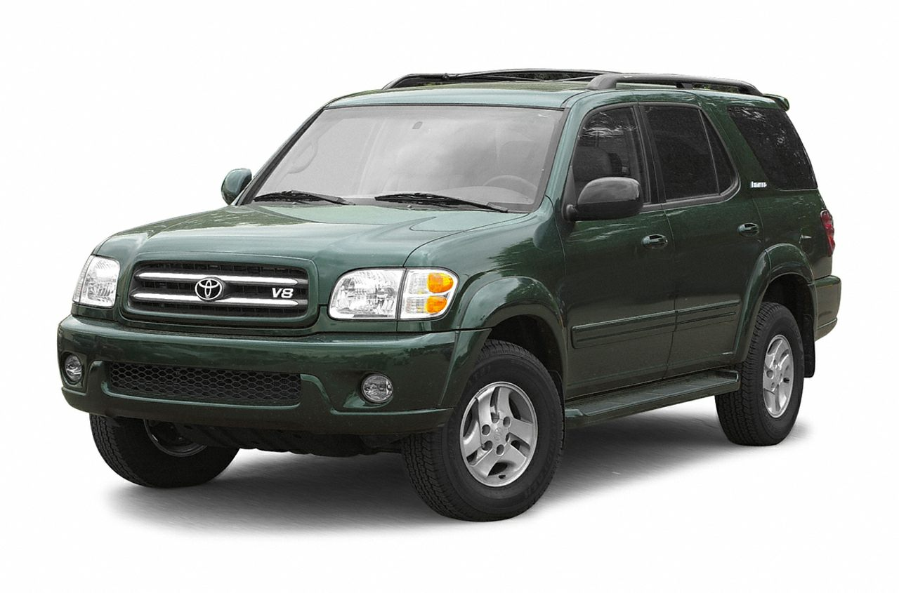 2004 Toyota Sequoia Limited SUV for sale in Worcester for $9,498 with 118,495 miles