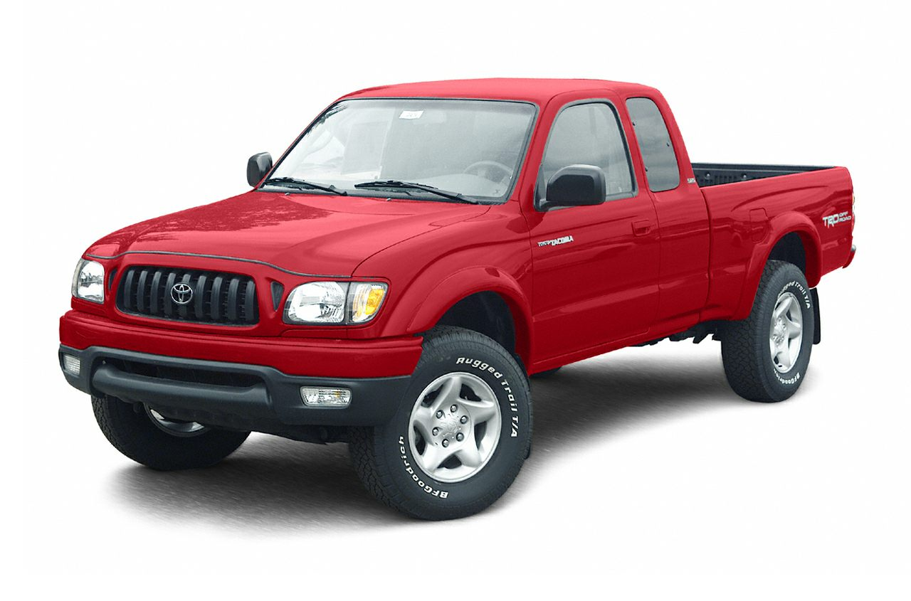 2004 Toyota Tacoma Xtracab Extended Cab Pickup for sale in Montgomery for $8,995 with 0 miles