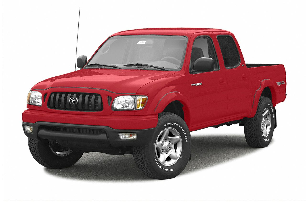 2004 Toyota Tacoma Double Cab Crew Cab Pickup for sale in Nashville for $14,877 with 154,542 miles