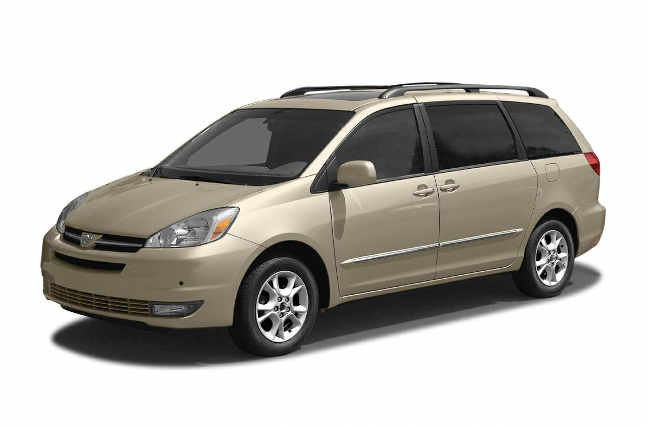 2004 Toyota Sienna XLE Minivan for sale in Mobile for $10,900 with 139,394 miles