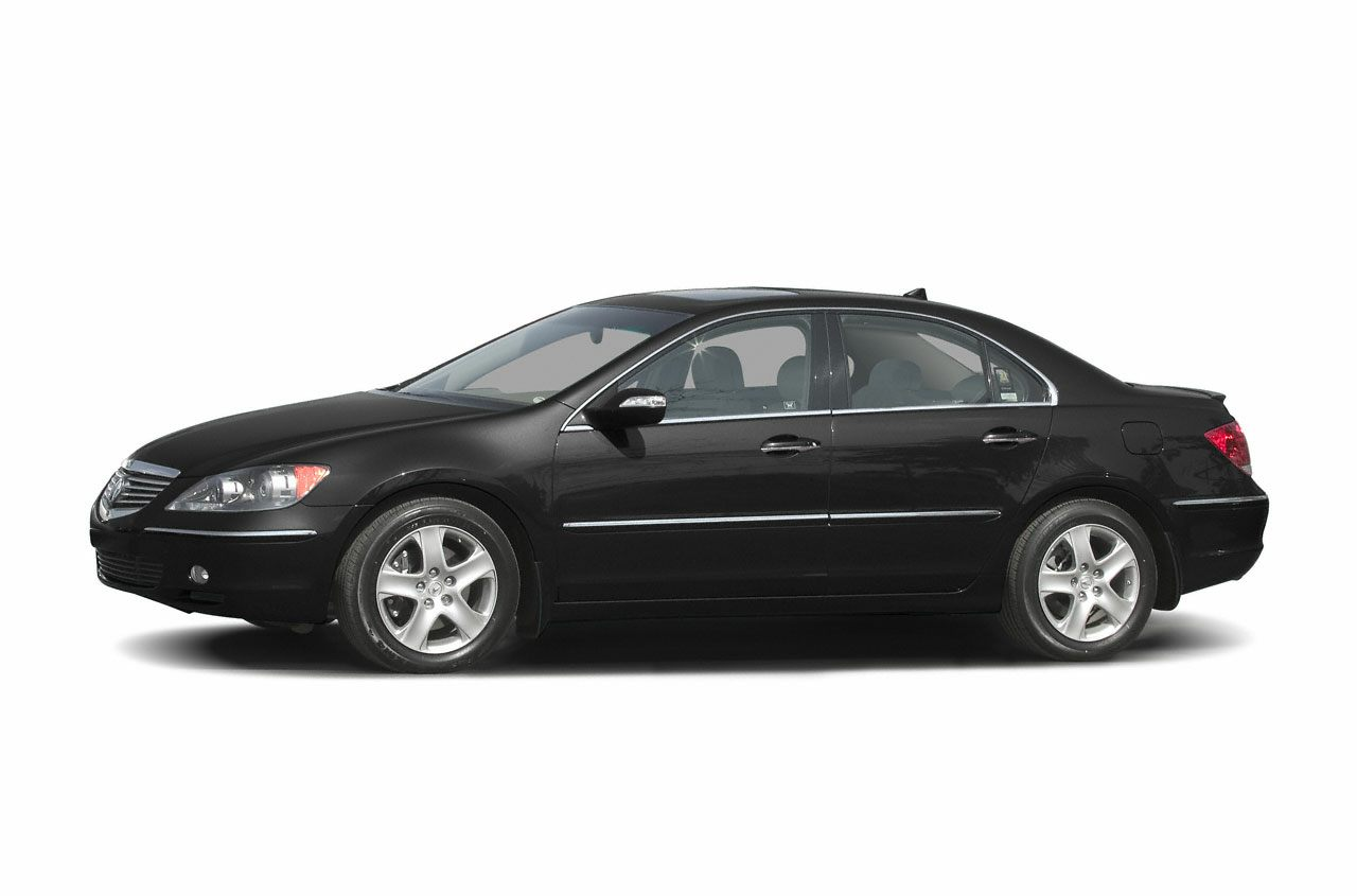 2005 Acura RL 3.5 Sedan for sale in Kingsport for $0 with 22,343 miles