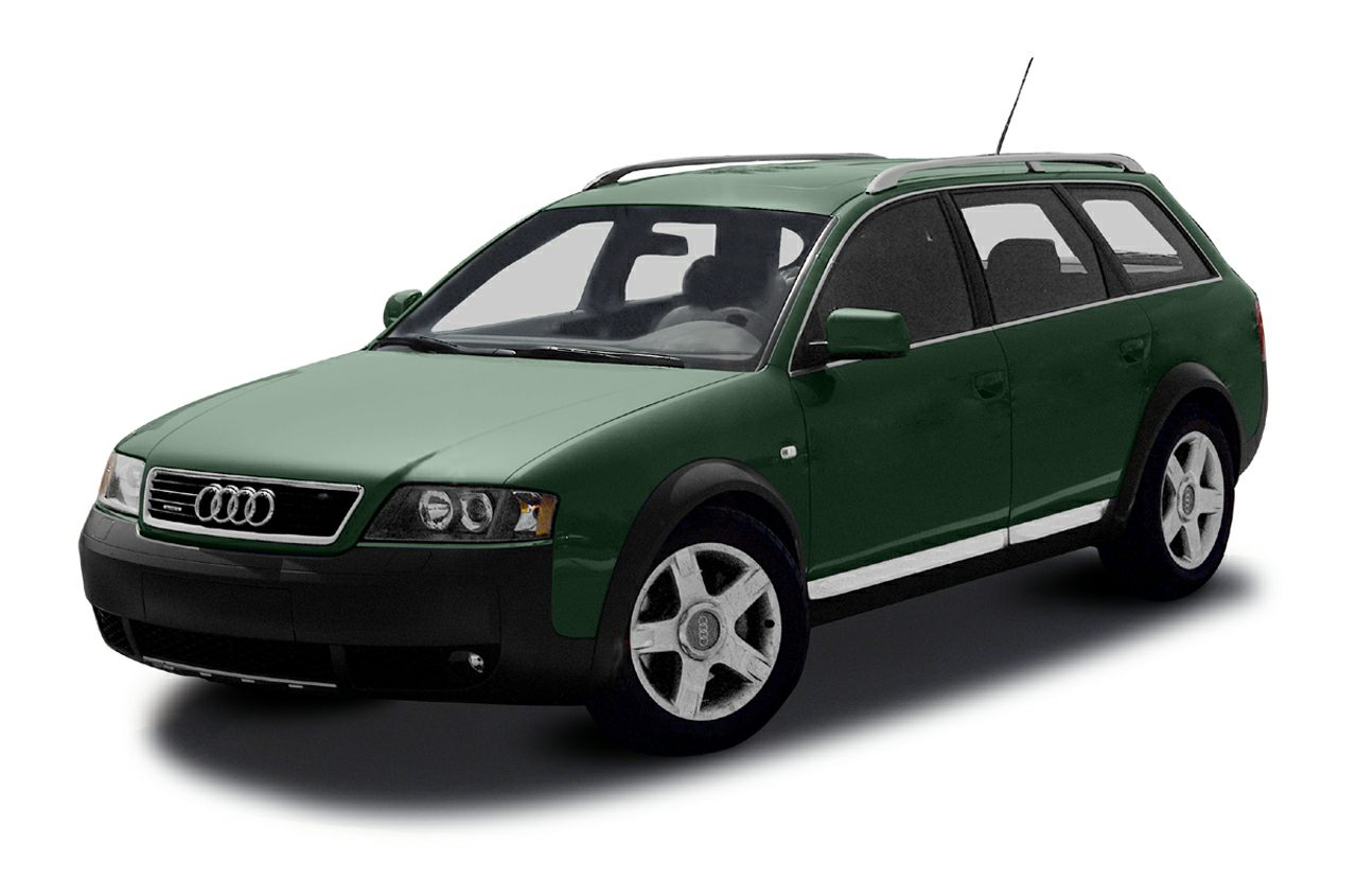 2005 Audi Allroad 2.7T Wagon for sale in Dallas for $8,996 with 92,879 miles