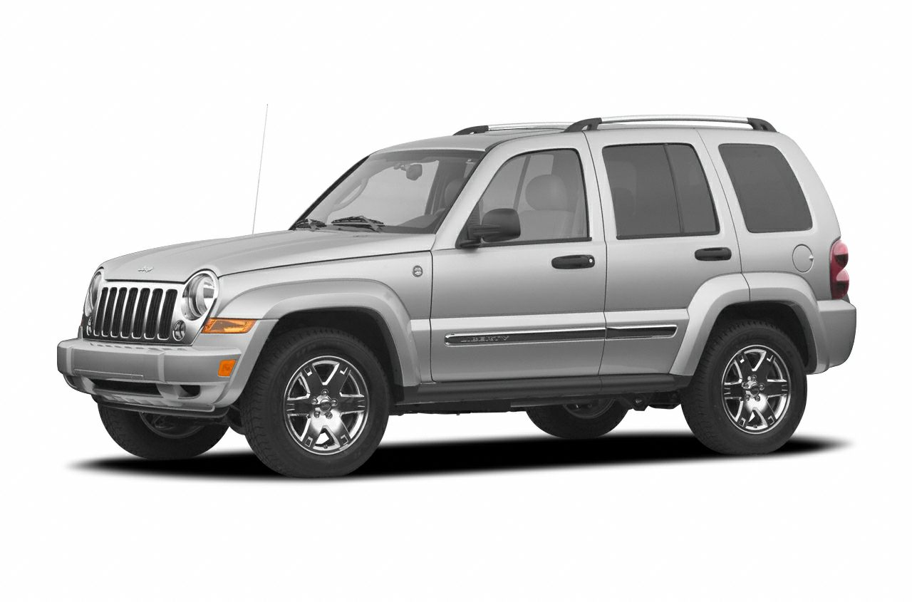 2005 Jeep Liberty Limited SUV for sale in Whitman for $7,995 with 137,000 miles