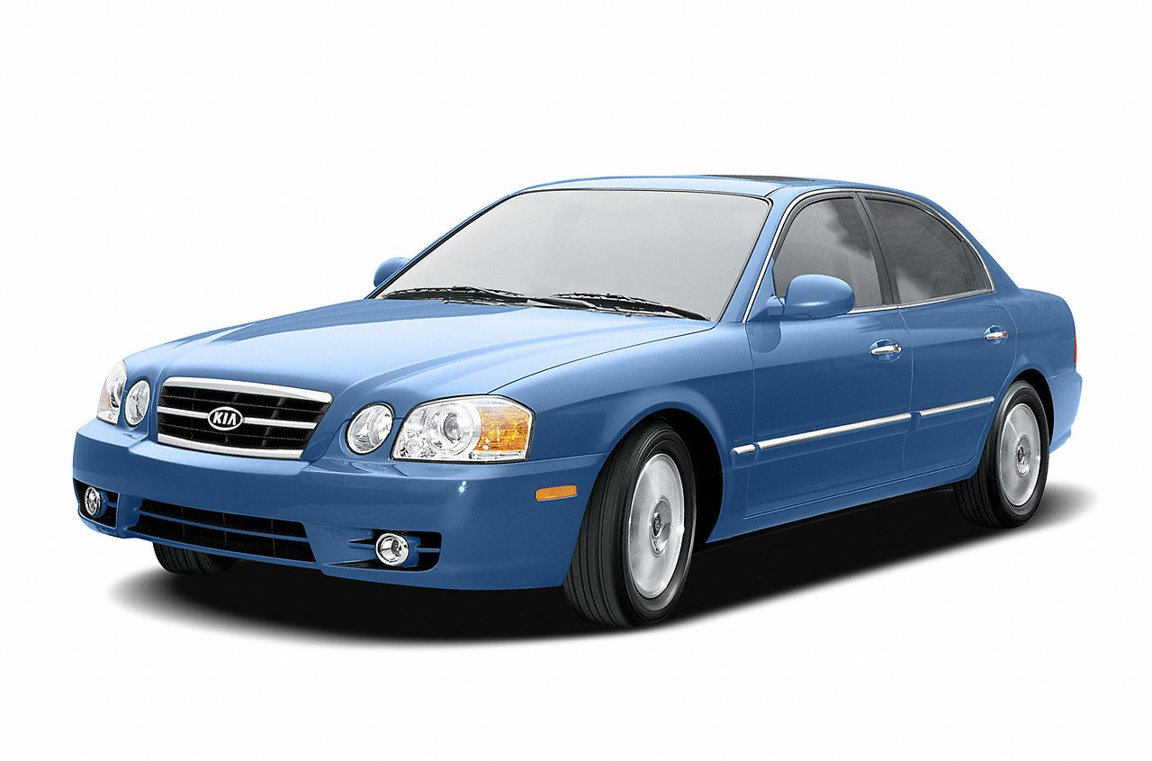 2005 Kia Optima LX Sedan for sale in Fort Myers for $3,991 with 125,071 miles