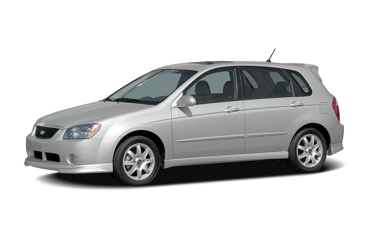 2005 Kia Spectra5 Hatchback for sale in Atlanta for $6,000 with 105,696 miles.