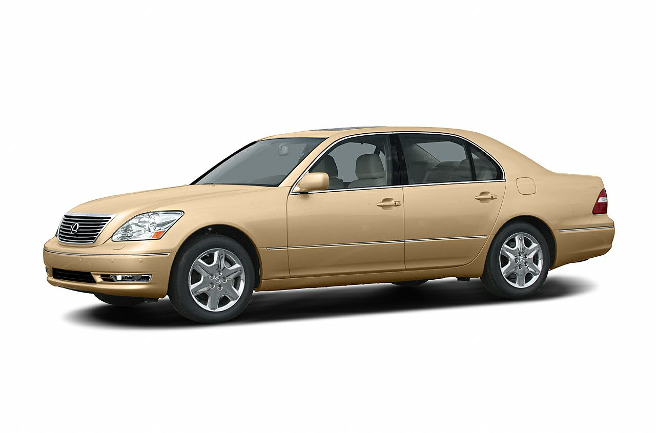 2005 Lexus LS 430 Sedan for sale in Houston for $15,550 with 121,789 miles.