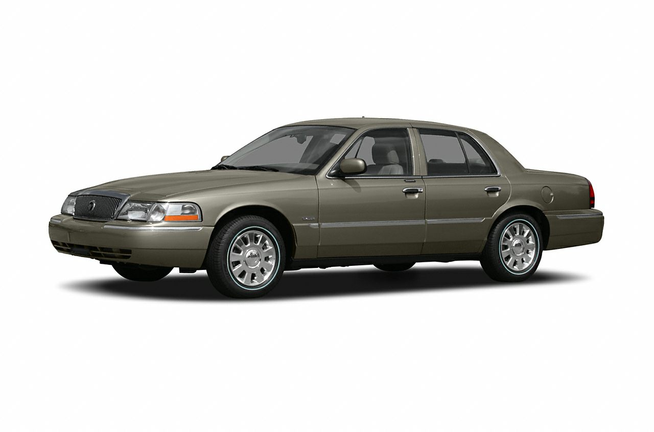 2005 Mercury Grand Marquis LS Sedan for sale in Dothan for $8,997 with 101,181 miles
