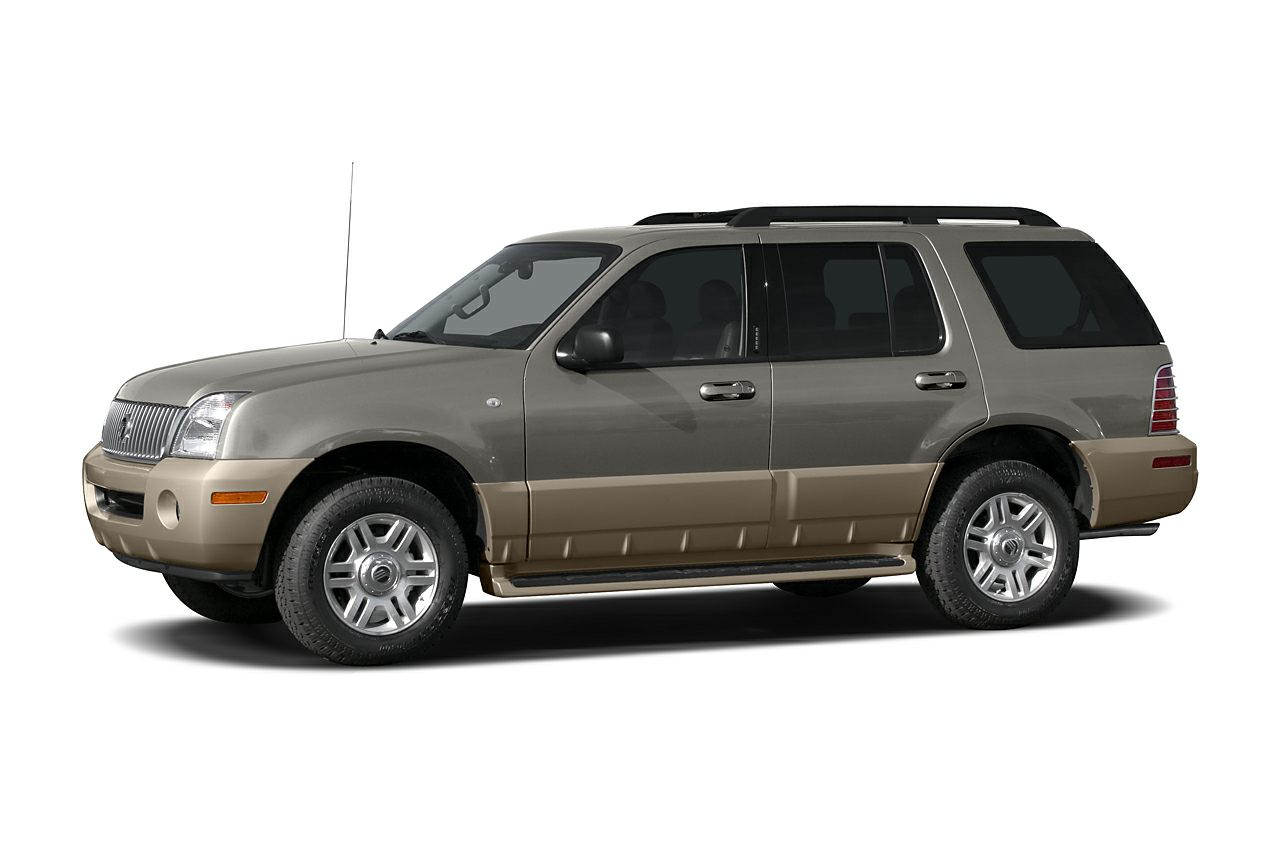 2005 Mercury Mountaineer SUV for sale in Lansing for $0 with 208,000 miles