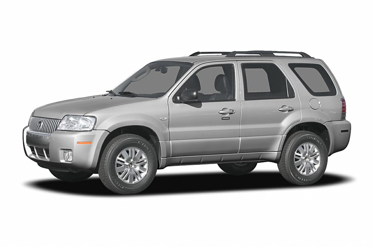 2005 Mercury Mariner Premier SUV for sale in Kinston for $7,988 with 132,796 miles