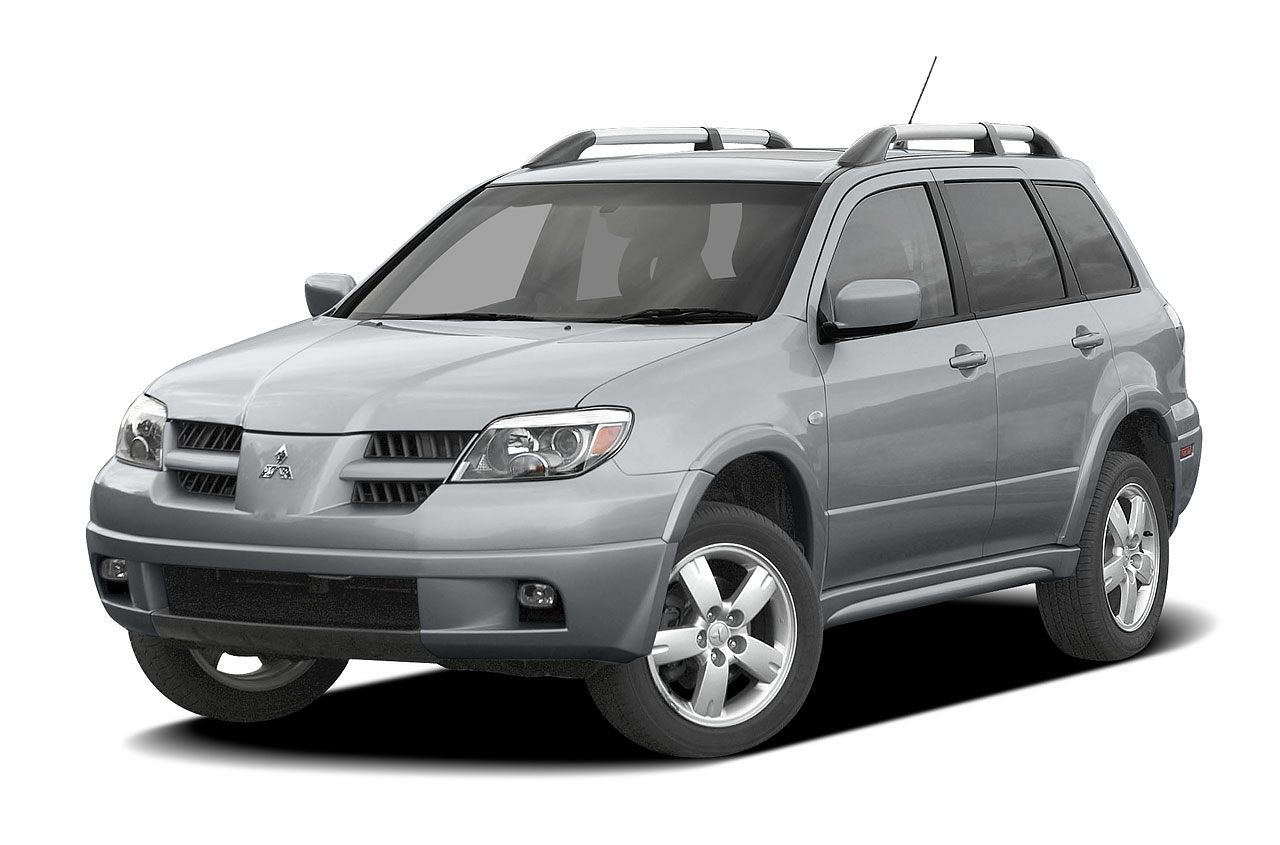 2005 Mitsubishi Outlander XLS SUV for sale in Lynnwood for $11,991 with 109,943 miles