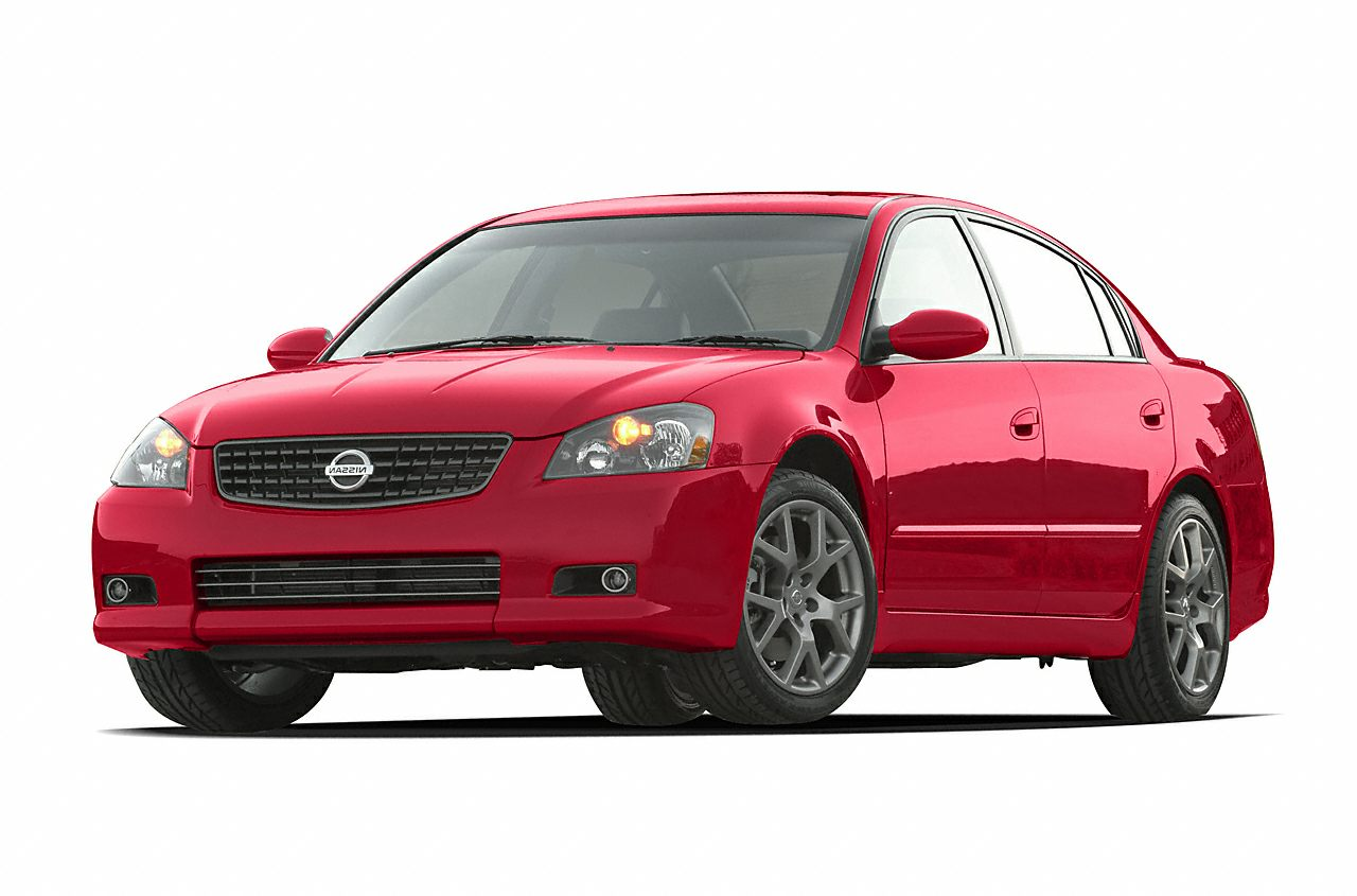 2005 Nissan Altima 3.5 SE-R Sedan for sale in Manchester for $4,995 with 129,404 miles