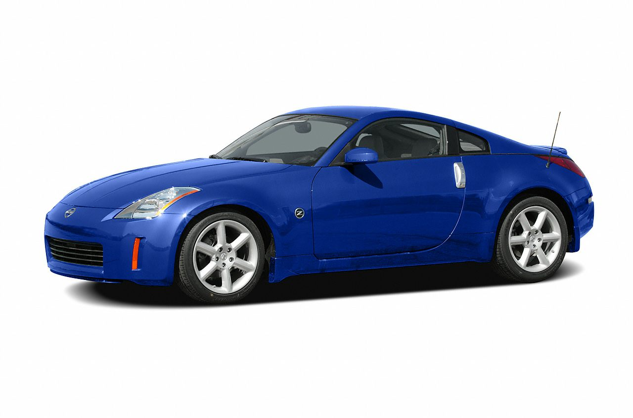 2005 Nissan 350Z Track Coupe for sale in Chicago for $10,588 with 103,461 miles.