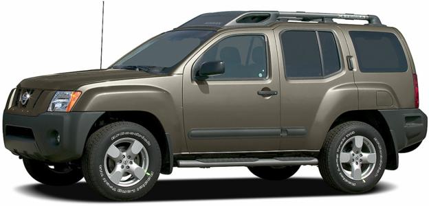 2005 Nissan Xterra