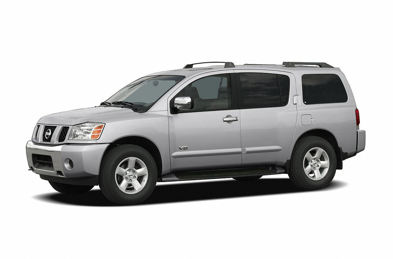 2005 Nissan Armada SE SUV for sale in Knoxville for $8,990 with 301,337 miles