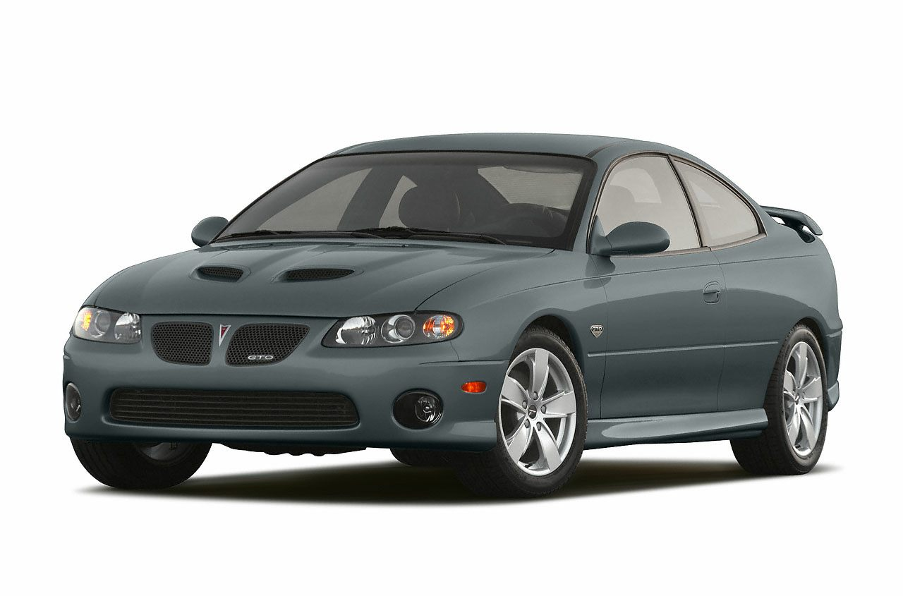 2005 Pontiac GTO Coupe for sale in South Gate for $0 with 107,917 miles