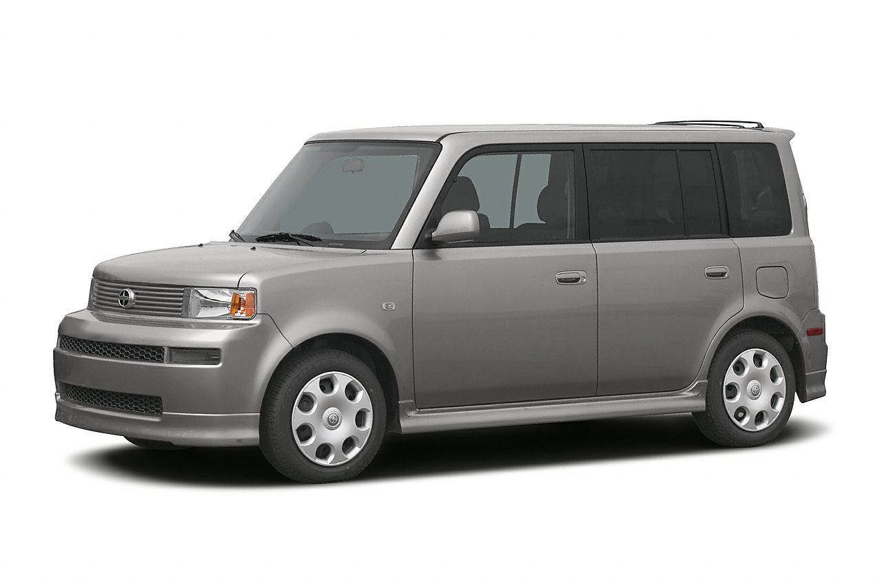 2005 Scion XB Wagon for sale in Pittsburgh for $9,000 with 46,323 miles.
