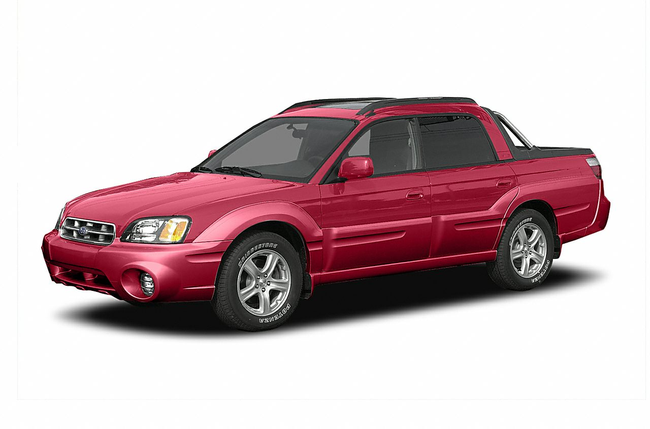 2005 Subaru Baja Sport Crew Cab Pickup for sale in Amherst for $11,995 with 108,631 miles.