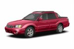 2005 Subaru Baja