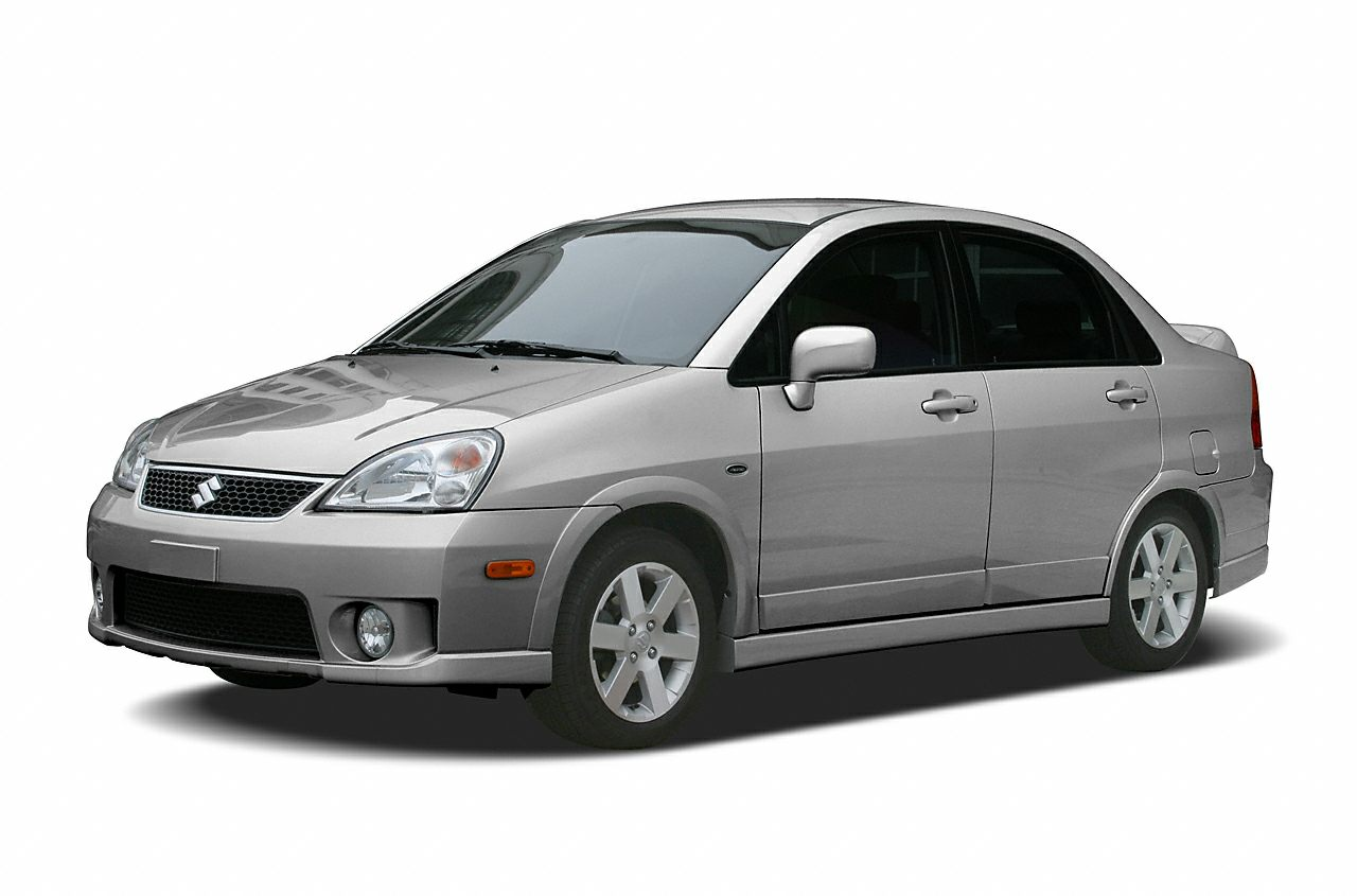 2005 Suzuki Aerio S Sedan for sale in Lakewood for $6,395 with 0 miles