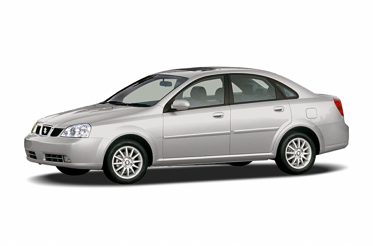 2005 Suzuki Forenza S Sedan for sale in Saint Cloud for $0 with 246,212 miles