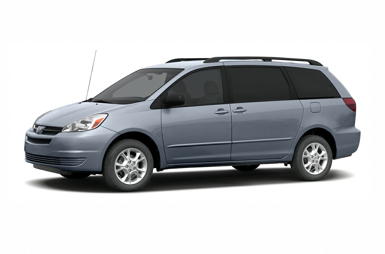 2005 Toyota Sienna LE Minivan for sale in Paterson for $7,900 with 70,763 miles