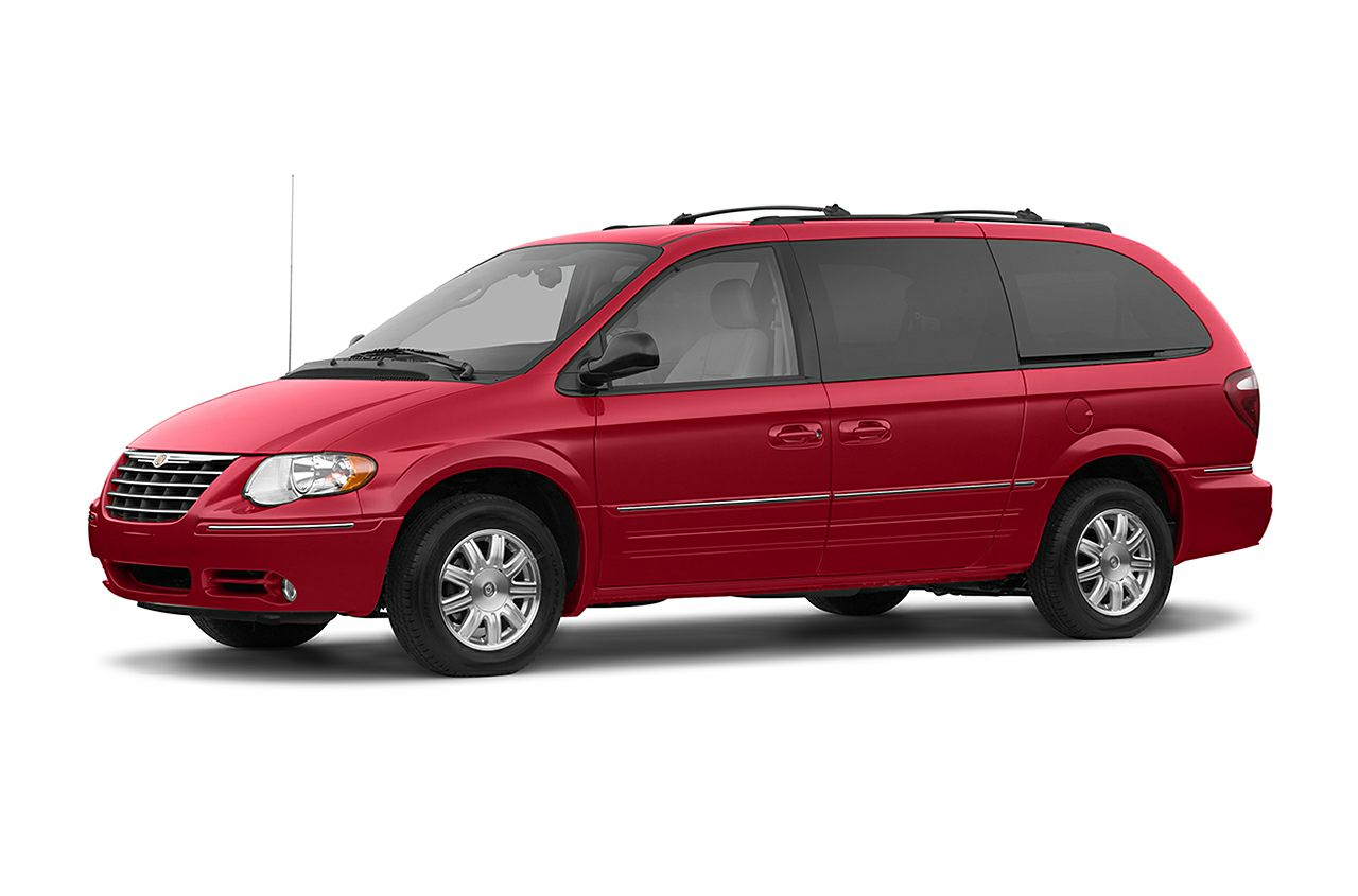 2006 Chrysler Town & Country Touring Minivan for sale in Warren for $6,988 with 108,000 miles.