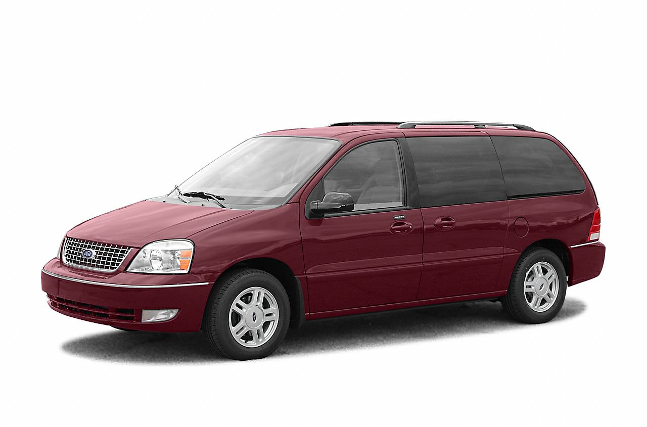 2006 Ford Freestar SE Minivan for sale in Huntington for $0 with 100,729 miles
