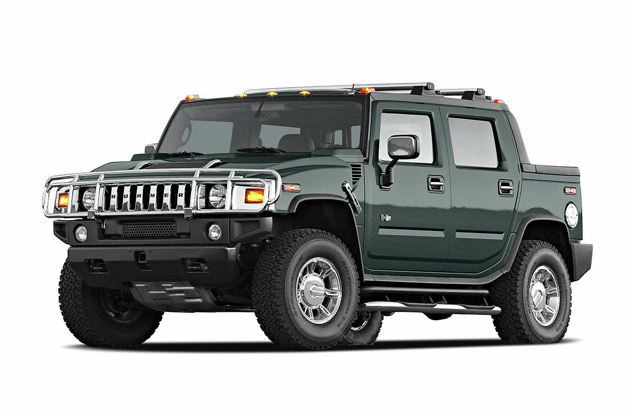 2006 Hummer H2 SUT Crew Cab Pickup for sale in Oklahoma City for $24,887 with 106,621 miles.