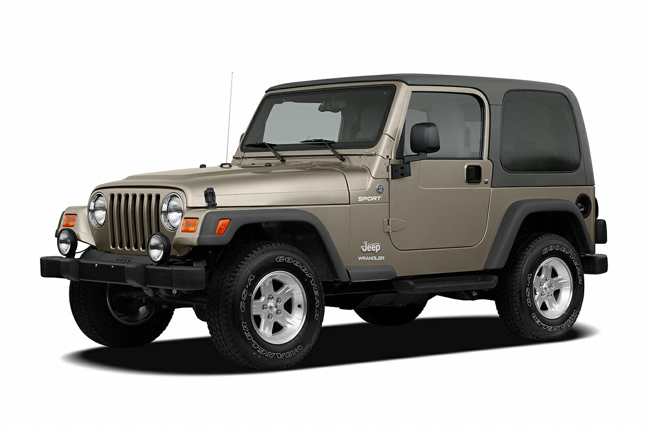 2006 Jeep Wrangler Sport SUV for sale in Knoxville for $0 with 177,413 miles