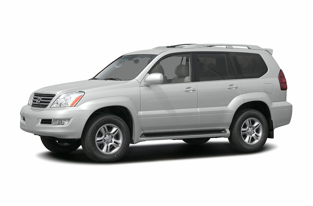 2006 Lexus GX 470 SUV for sale in Lexington for $18,994 with 116,852 miles.