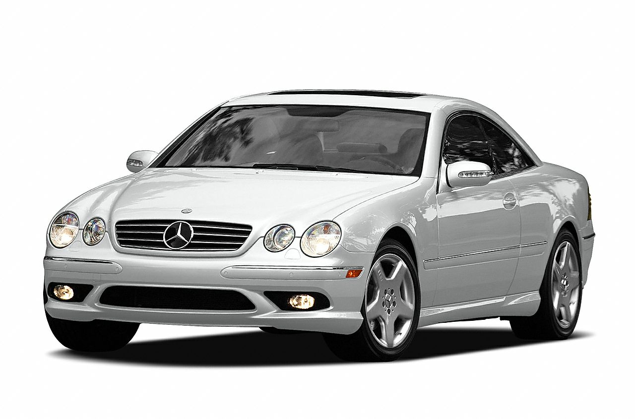 2006 Mercedes-Benz CL-Class CL500 Coupe for sale in Fredericksburg for $12,995 with 108,991 miles