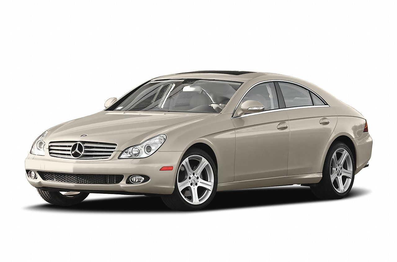 2006 Mercedes-Benz CLS-Class CLS500 Sedan for sale in Evanston for $0 with 101,870 miles