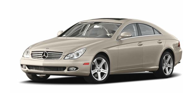 Used 2006 Mercedes Benz Cls Class 500 For Sale West