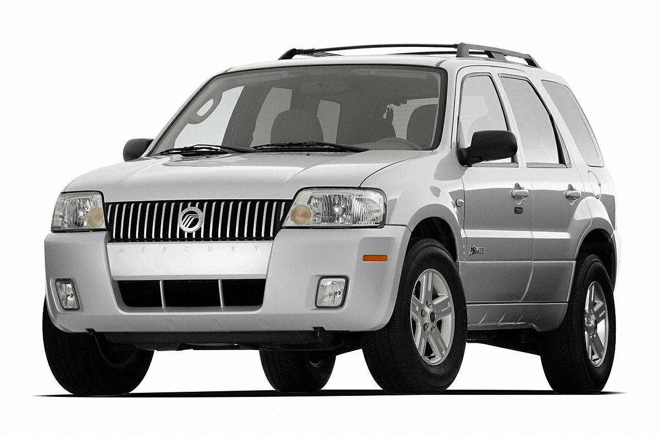 2006 Mercury Mariner Hybrid SUV for sale in Worcester for $6,995 with 131,736 miles