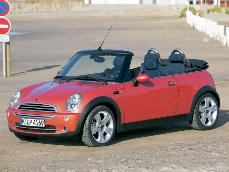 2006 mini cooper s reviews specs and prices. Black Bedroom Furniture Sets. Home Design Ideas