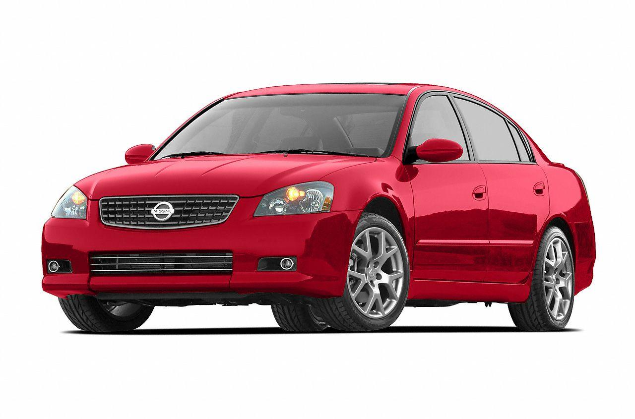 2006 Nissan Altima 3.5 SE-R Sedan for sale in Albuquerque for $7,999 with 143,365 miles.