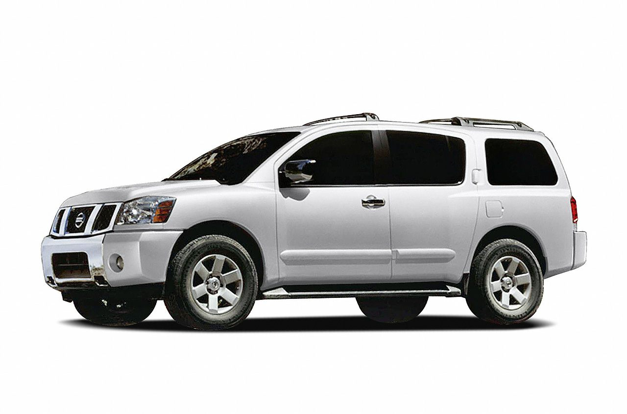 2006 Nissan Armada LE SUV for sale in El Paso for $0 with 168,301 miles