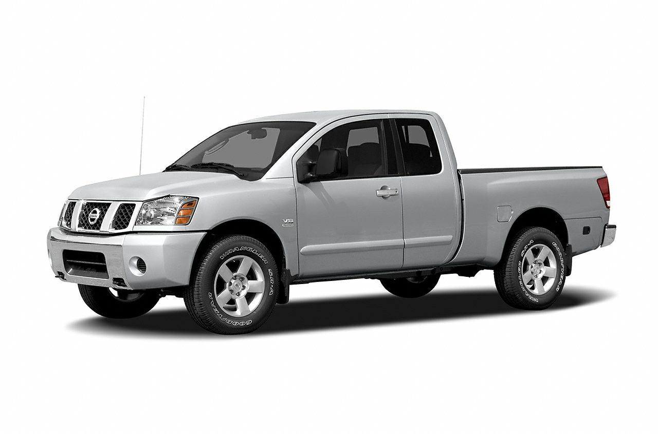 2006 Nissan Titan SE King Cab Extended Cab Pickup for sale in Montgomery for $11,500 with 134,812 miles.